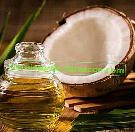 Kokosovo olje: lastnosti, koristi, uporabe in vse kar morate vedeti o tej superhrani